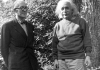 L'incontro tra due geni: Le Corbusier e Albert Einstein