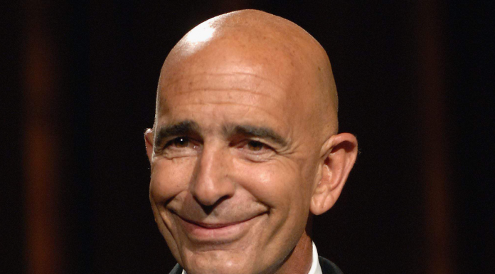 Il miliardario americano, fondatore di Colony Capital, Tom Barrack