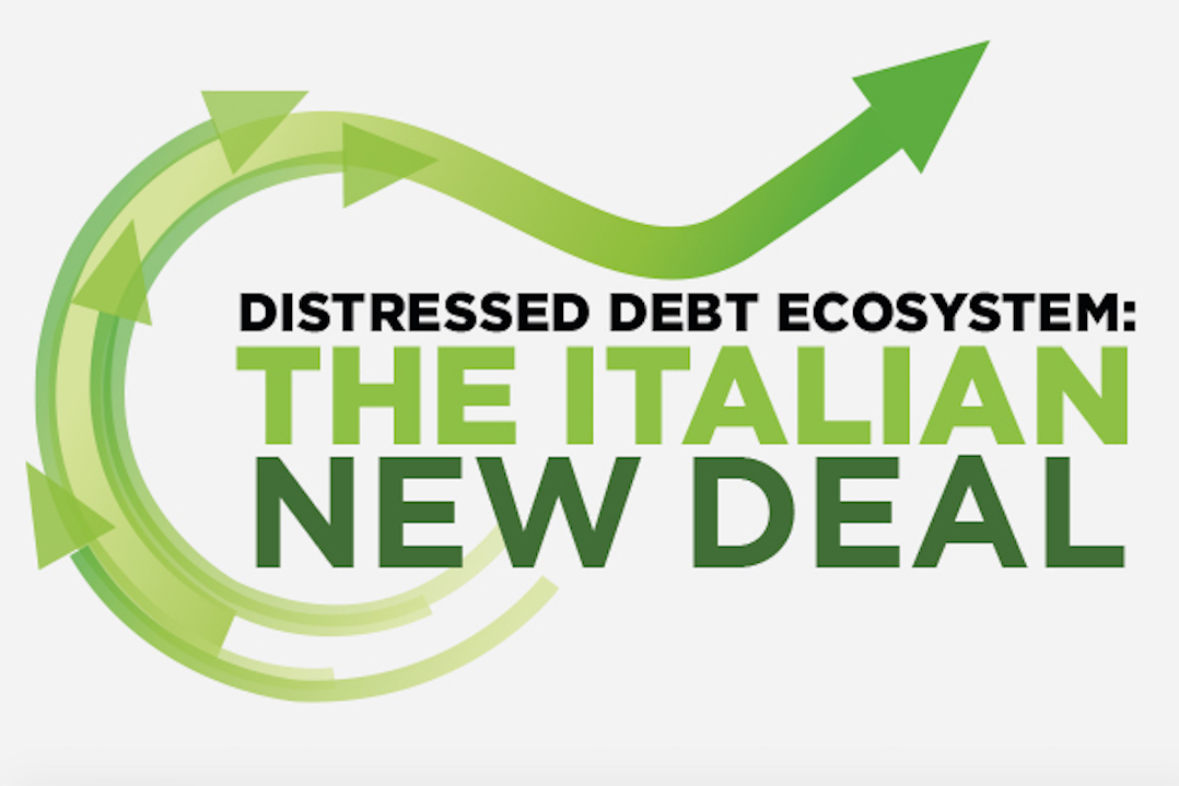 Distressed debt ecosystem- the italian new deal