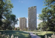 park towers milano