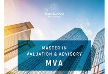 master in valuation & advisory